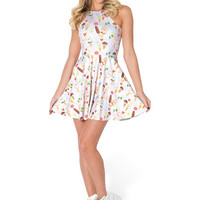 YOU SCREAM ICE CREAM REVERSIBLE SKATER DRESS - LIMITED