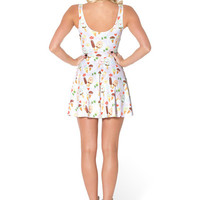 YOU SCREAM ICE CREAM SCOOP SKATER DRESS - LIMITED