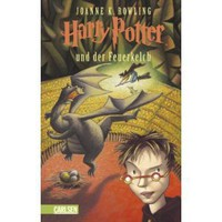 Harry Potter Und Der Feuerkelch [Hardcover]