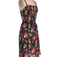 Flamenco Guitar Dress | Mod Retro Vintage Dresses | ModCloth.com