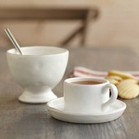 Le Marais Latte Bowl, Cup and Saucer - VivaTerra