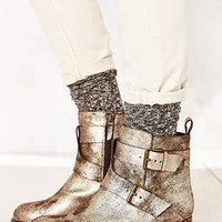 Gentle Souls Best Of Buckle Moto Suede Boot - Urban Outfitters