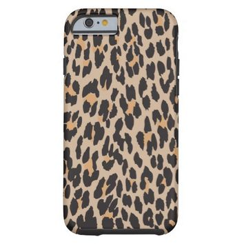 Animal , Spotted Leopard - Brown Black