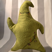 Lil' Oogie Boogie Nightmare Before Christmas Plush