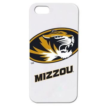 Missouri Tigers - Case for iPhone 5 / 5s - White