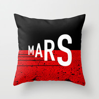 COMING HOME Throw Pillow by THE USUAL DESIGNERS
