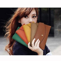 [US$ 3.59] Cute Ladies' Simple Wallet(20cm*cm*9.5cm)