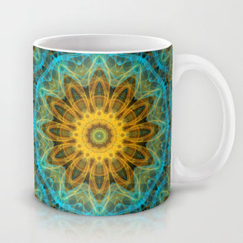 Ocean Star Mug by Zandiepants | Society6