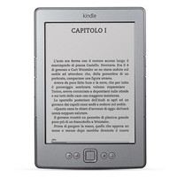 "Kindle: dispositivo di lettura wireless, schermo da 6"" a inchiostro elettronico, Wi-Fi: Amazon.it: Kindle Store"