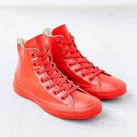 Converse Chuck Taylor All Star Red Rubber Womens High-Top Sneaker - Urban Outfitters