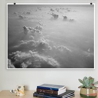 MONOQI | Clouds Poster