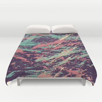 PAINTERLY Duvet Cover by Nika