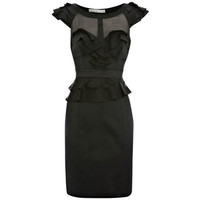 Bqueen Decadent Frills Dress K145H