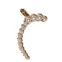 Pearl Ear Statement Cuff