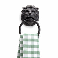 Lion's Head - towel holder | What is New | Animi Causa Boutique