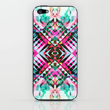 Mix #546 iPhone & iPod Skin by Ornaart