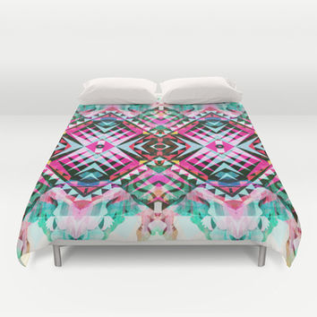 Mix #546 Duvet Cover by Ornaart