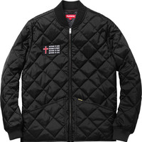 Supreme Quilted Work Jacket