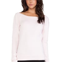 So Low Ballet Sweatshirt in Ballet