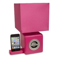 iHome Speaker Ambient Lamp - Pink:Amazon:MP3 Players & Accessories