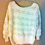 Vintage Liz Clairborne Knit Sweater