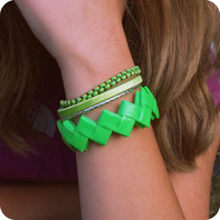 Sour Apple Bracelet
