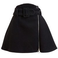CARVEN | A-Line Wool Skirt | Browns fashion & designer clothes & clothing