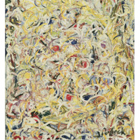 Shimmering Substance, c.1946 Art Print by Jackson Pollock at Art.com