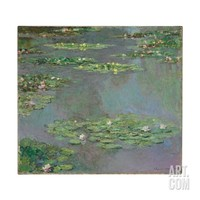 Nympheas, 1905 Giclee Print by Claude Monet at Art.com