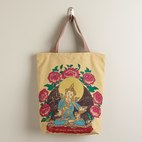 Buddha Tote - World Market
