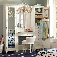 Hampton Vanity Tower &amp; Super Set