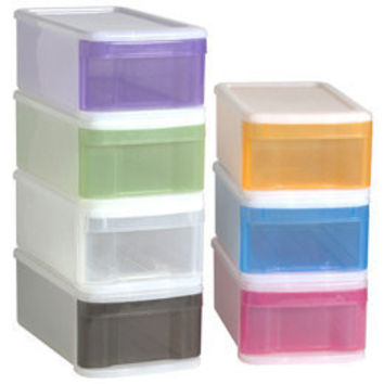 Small Tint Stacking Drawer