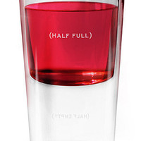 The Half Full Glass