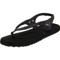 PUMA Women`s Epic Sandal,Black/Black,10.5 B US
