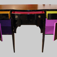 Multi Colour Desk