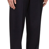 Navy Poche Oreille Trousers42553F103001