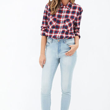Mid Rise - Skinny Jeans
