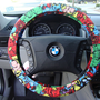 Steering Wheel Cover marvel comics the avengers hulk captain america