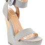 P4130-9 Open Toe Wedge