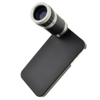 8x Optical Zoom Telescope Camera Lens for iPhone 4 4S:Amazon:Cell Phones & Accessories