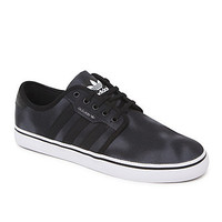 Adidas Seeley Canvas Shoes - Mens Shoes - Grey