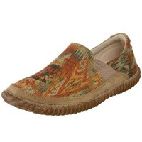 ACORN Women`s Earthroamer Gore Slipper,Flame Multi ,7 M US