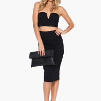 All Night Pencil Skirt