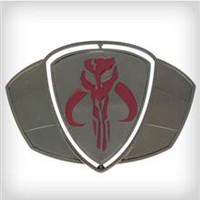 Star Wars Boba Fett Reversible Belt Buckle
