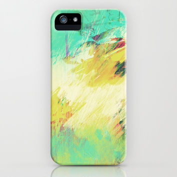 theGATHERINGsquare iPhone & iPod Case by Timothy Davis