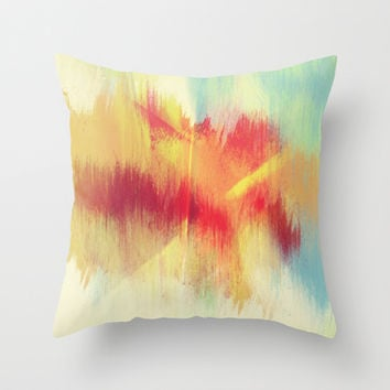Sweet Dreams Of Passion Throw Pillow by Timothy Davis