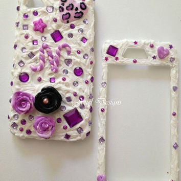 Decoden Iphone cover, custom cell phone case - Iphone 4 and 4s personalized