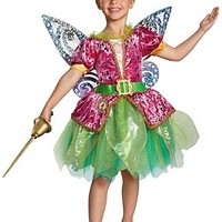 Pirate Tinkerbell Deluxe Child Costume