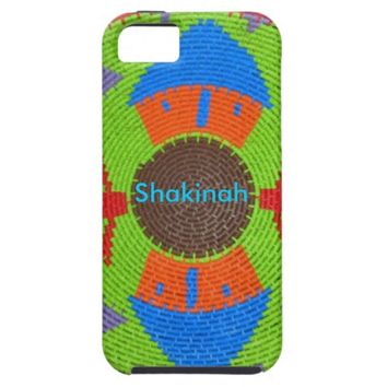 Bright Village iPhone 5 Case