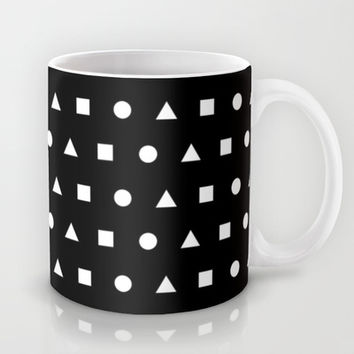 Black And White #2 Mug by Ornaart